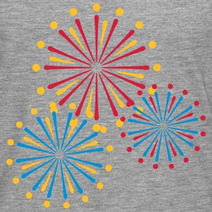 Firework Tee shirts - T-shirt manches longues Premium Homme