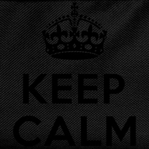 Keep calm Your Text Sweat-shirts - Sac à dos Enfant