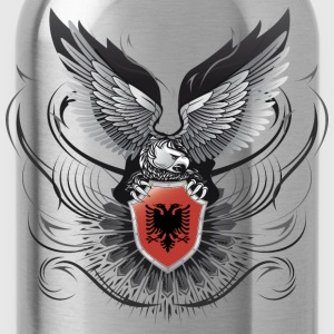 ALBANIAN EAGLE - Trinkflasche