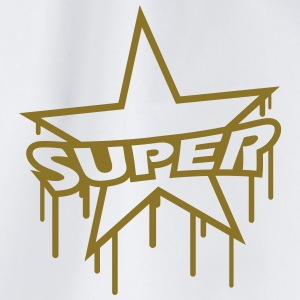 Super Star Graffiti Tee shirts - Sac de sport léger