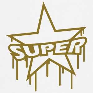 Super Star Graffiti T-shirts - Förkläde