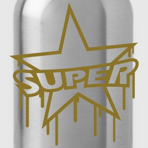 Super Star Graffiti T-shirts - Drinkfles