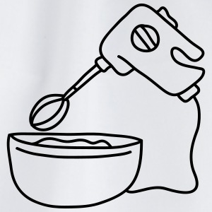 Mixing Bowl And Handmixer T-shirts - Gymtas