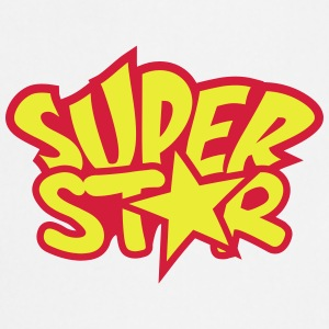 Super Star T-shirts - Keukenschort