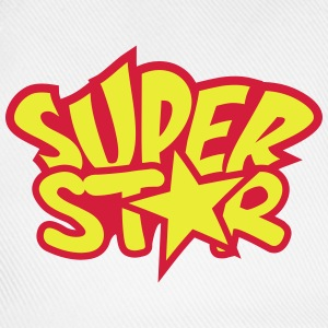 Super Star T-shirts - Baseballkasket