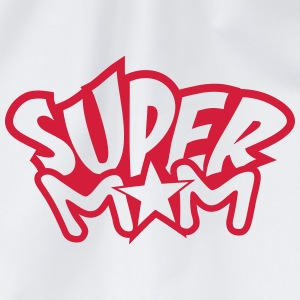 Super Mom T-shirts - Gymtas