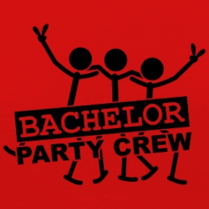 Bachelor Party Crew Team T-shirts - Vrouwen Premium shirt met lange mouwen