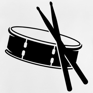 A drum and sticks Shirts - Baby T-Shirt