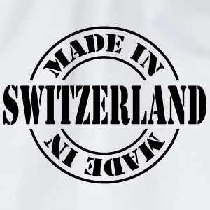 made_in_switzerland_m1 Magliette - Sacca sportiva