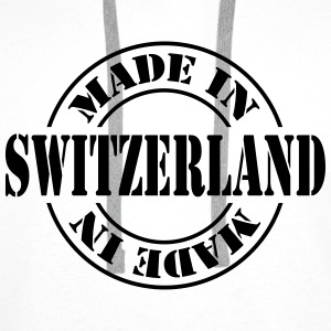 made_in_switzerland_m1 Shirts - Men's Premium Hoodie