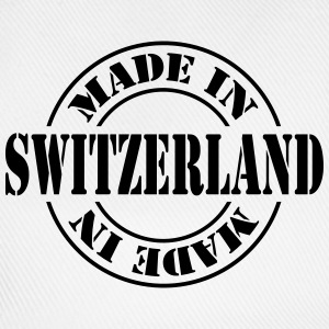 made_in_switzerland_m1 T-shirts - Basebollkeps