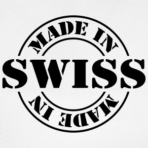 made_in_swiss_m1 Shirts - Baseball Cap
