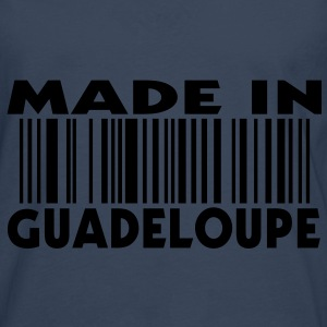 Made in Guadeloupe (1c) - T-shirt manches longues Premium Homme