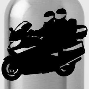 motorcycle tourer T-Shirts - Water Bottle