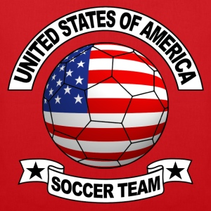 us soccer team Tee shirts - Tote Bag