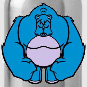 Big Teddy Bear Kids' T-Shirt - Water Bottle