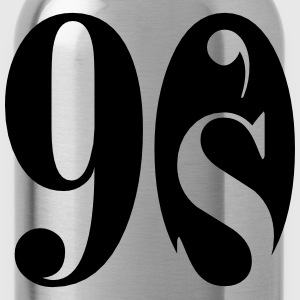 90´s T-Shirts - Trinkflasche