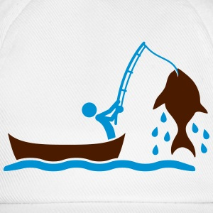 Fishing Camisetas - Gorra béisbol