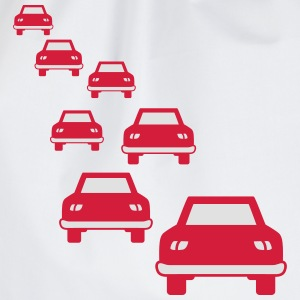 Cars Design T-shirts - Gymtas