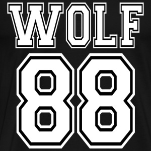 ♥♫I Love KPop EXO Wolf 88 Men's Sweatshirt♪♥ - Men's Premium T-Shirt