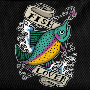 fish T-Shirts - Kids' Backpack