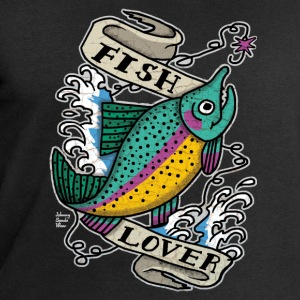 fish Tee shirts - Sweat-shirt Homme Stanley & Stella