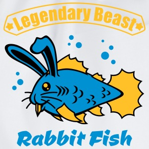 Rabbit Fish Kids' T-Shirt - Sportstaske