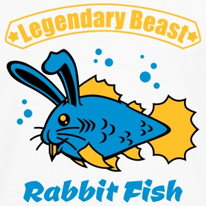 Rabbit Fish Kids' T-Shirt - Långärmad premium-T-shirt herr