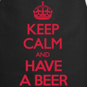 Keep Calm and Have Beer T-Shirts - Kochschürze