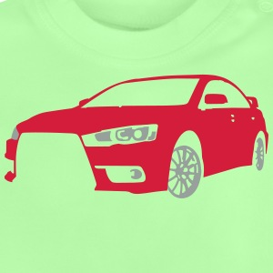 Sports Car Skjorter - Baby-T-skjorte