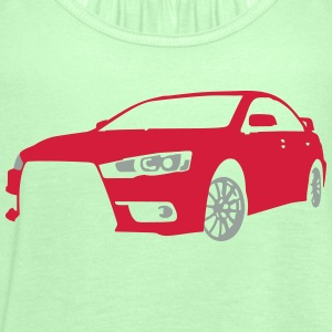 Sports Car Magliette - Top da donna della marca Bella