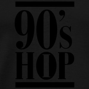 90´s Hip Hop Hoodies & Sweatshirts - Men's Premium T-Shirt