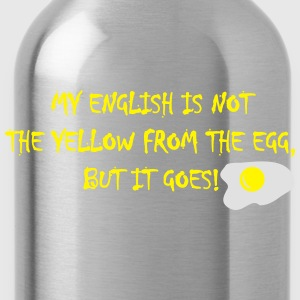 My English T-Shirts - Trinkflasche