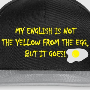 My English T-Shirts - Snapback Cap