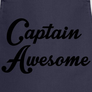 Captain Awesome T-Shirts - Cooking Apron