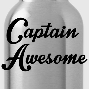 Captain Awesome T-Shirts - Water Bottle