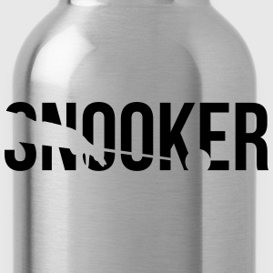 snooker T-Shirts - Trinkflasche