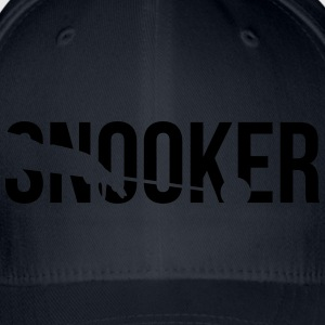snooker T-Shirts - Flexfit Baseball Cap
