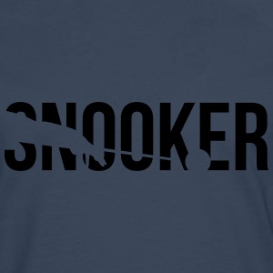 snooker T-Shirts - Men's Premium Longsleeve Shirt