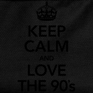 Keep Calm And Love The 90´s T-shirts - Rugzak voor kinderen