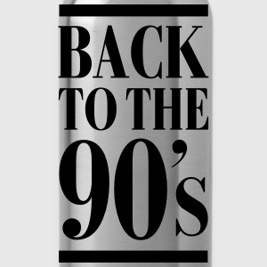 Back To The 90´s Magliette - Borraccia