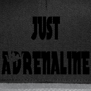 Just adrenaline Tee shirts - Casquette snapback