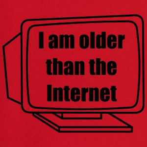I am older than the Internet T-Shirts - Baby Langarmshirt