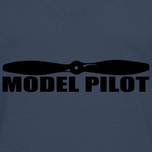 model_pilot Caps & Hats - Men's Premium Longsleeve Shirt