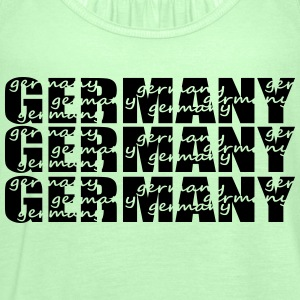 Germany T-Shirts - Women's Tank Top by Bella