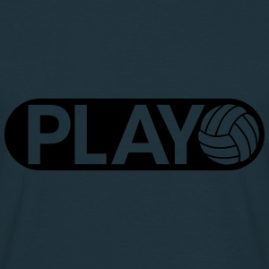 Play Volleyball Sweat-shirts - T-shirt Homme