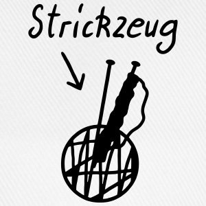 Strickzeug - stricken T-Shirts - Baseball Cap