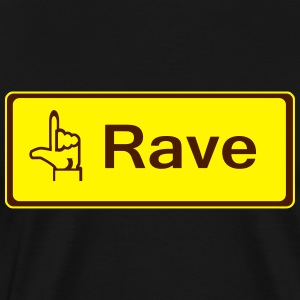 rzhw_rave-it Hoodies & Sweatshirts - Men's Premium T-Shirt