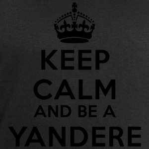 Keep calm and be a yandere Tee shirts - Sweat-shirt Homme Stanley & Stella