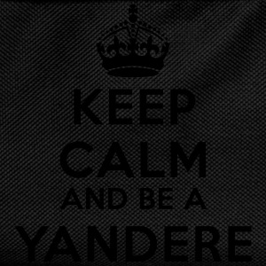 Keep calm and be a yandere Tee shirts - Sac à dos Enfant